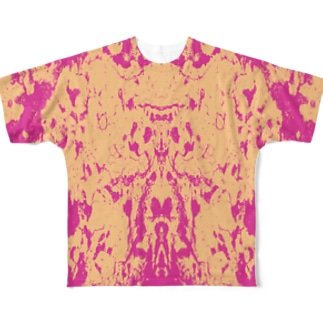 IYASHI Full graphic T-shirts