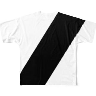 vvhaison/ Full graphic T-shirts