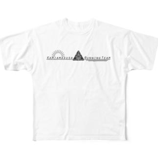 上天草ランニングチーム 2 Full graphic T-shirts