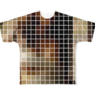 via www.bloody-cherry.com Full graphic T-shirts