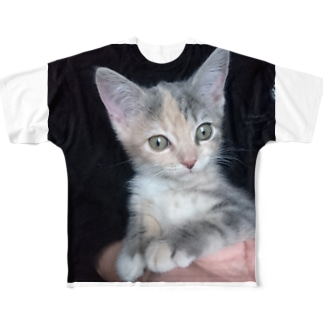 アイテム サンプル All-Over Print T-Shirt