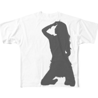 love♥️nono Full graphic T-shirts