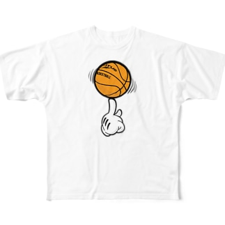 'Mouse in Da House' Full graphic T-shirts