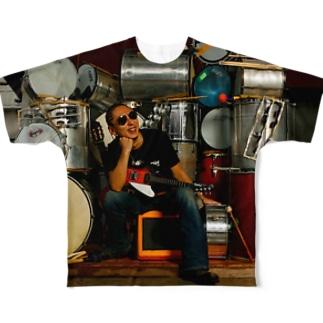 Mr.Funky Samba フルグラフィックTシャツ
