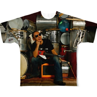 Mr.Funky Samba Full graphic T-shirts