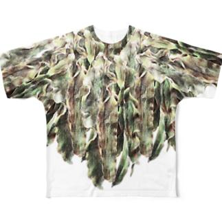 コンブ Full graphic T-shirts