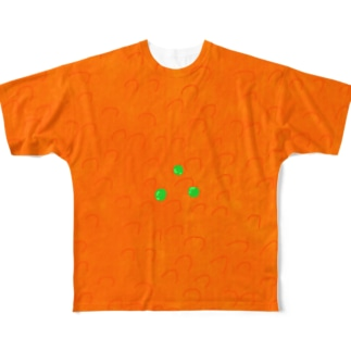 ケチャップライス Full graphic T-shirts