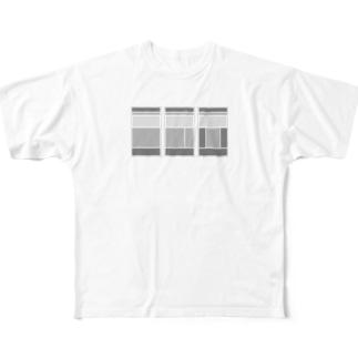 Webデザイン-2 Full graphic T-shirts