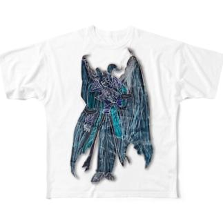 るしふぁー Full graphic T-shirts