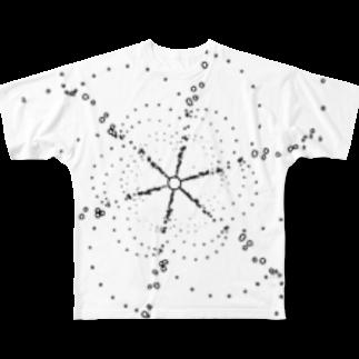 2step_by_Jrのマーベラス Full graphic T-shirts