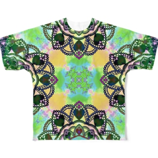HRK-652 Full graphic T-shirts