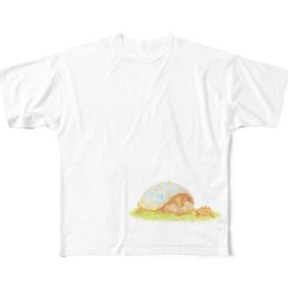 キミにあげる。 Full graphic T-shirts