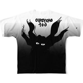 おいさい Full graphic T-shirts
