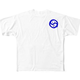 オーサくん Full graphic T-shirts