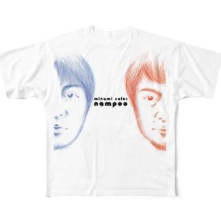 Nampoo Full graphic T-shirts