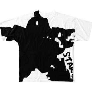 スターマーク Full graphic T-shirts