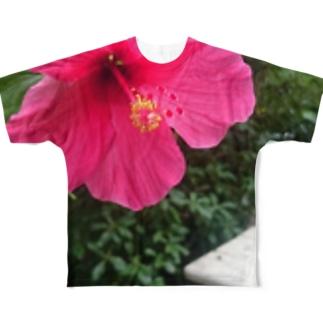 いつも沖縄気分に Full graphic T-shirts