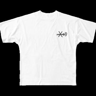 ザのナンチョウズ Full graphic T-shirts