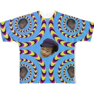 ダブルハムブラザーズグッズ Full graphic T-shirts