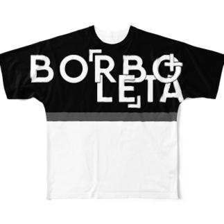 borboleta_full Full graphic T-shirts