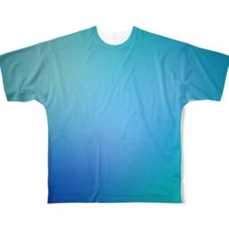 T. K. V.のsimple is the best Full graphic T-shirts