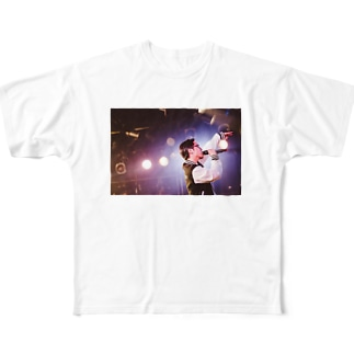 PUNPEE Full graphic T-shirts