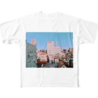 nippori Full graphic T-shirts