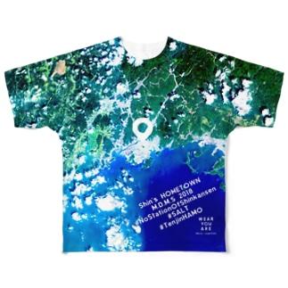 山口県 防府市 Tシャツ 両面 フルグラフィックTシャツ