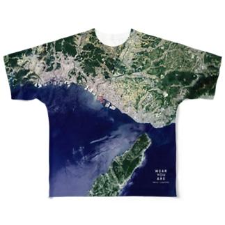 兵庫県 明石市 Tシャツ 両面 フルグラフィックTシャツ