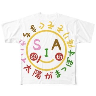 さいとゆめのまちグッズ Full graphic T-shirts
