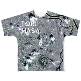 東京都 文京区 Tシャツ 両面 フルグラフィックTシャツ