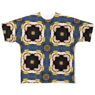 万華鏡2 Full graphic T-shirts