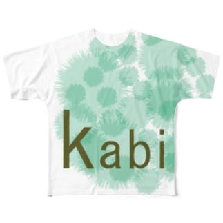 Kabi Full graphic T-shirts
