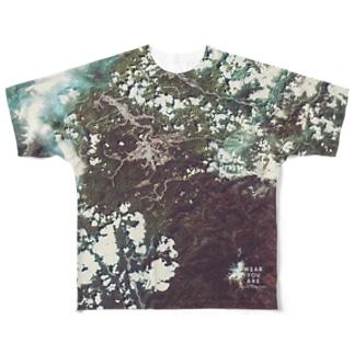 岐阜県 高山市 Tシャツ 両面 Full graphic T-shirts