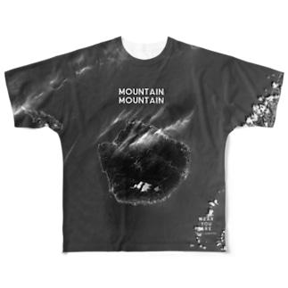 鹿児島県 熊毛郡 Tシャツ 両面 Full graphic T-shirts