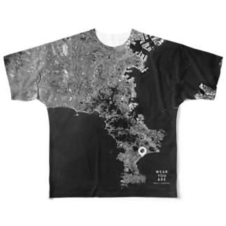 神奈川県 横須賀市 Tシャツ 両面 フルグラフィックTシャツ