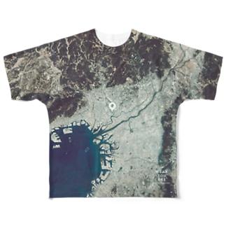 兵庫県 尼崎市 Tシャツ 両面 フルグラフィックTシャツ