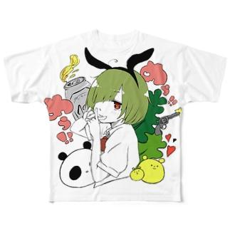 めぅT Full graphic T-shirts