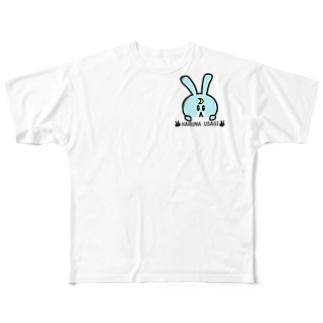 poketto フルグラフィックTシャツ