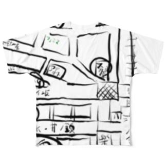 Perona Perone Full graphic T-shirts