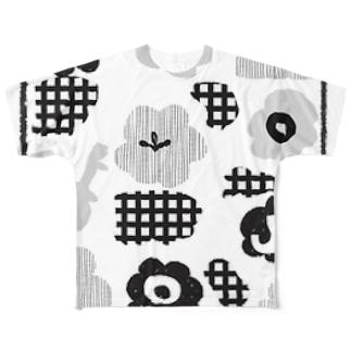 北条民 Full graphic T-shirts