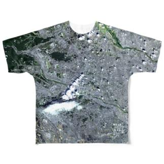 東京都 府中市 Tシャツ 両面 Full graphic T-shirts