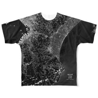 千葉県 茂原市 Tシャツ 両面 フルグラフィックTシャツ