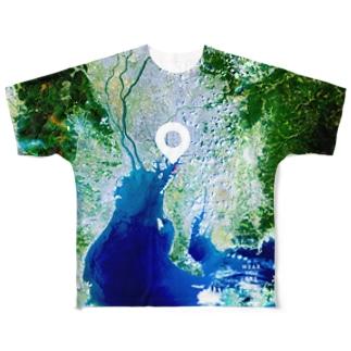 愛知県 碧南市 Tシャツ 両面 Full graphic T-shirts