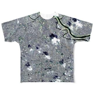 東京都 豊島区 Tシャツ 両面 Full graphic T-shirts