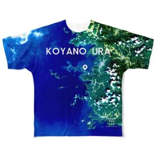 愛媛県 宇和島市 Tシャツ 両面 フルグラフィックTシャツ