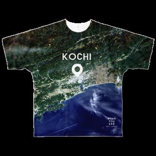 WEAR YOU AREの高知県 高知市 Tシャツ 両面 フルグラフィックTシャツ