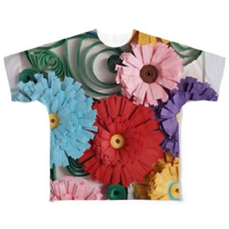 花花2 Full graphic T-shirts