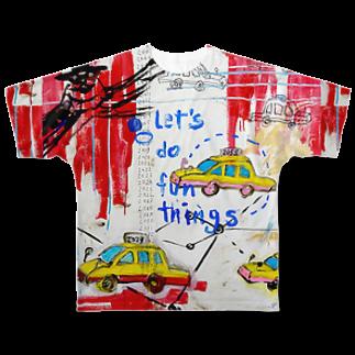 DoiMayumiのPOP ART(To time traveling) フルグラフィックTシャツ