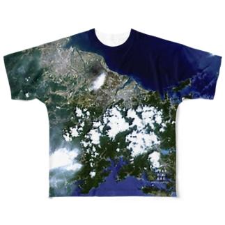 三重県 伊勢市 Tシャツ 両面 Full graphic T-shirts
